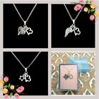 13TH BIRTHDAY GIFT NECKLACE.VARIOUS CHARMS TO CHOOSE WITH STERLING SILVER OPTION