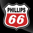 Phillips 66 Logo Vinyl Decal Sticker Gasoline Petroleum - 2 Inch To 20 Inch