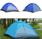 Outdoor Waterproof 2 Person Dome Family Camping Instant Tent 6.4'x4.4' HOT
