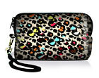 Leopard Sleeve Case Bag Cover Pouch+Strap Fr Apple iPod Touch 4 4th/5 5G 5th Gen
