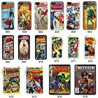 DC MARVEL COMIC BOOK COVER CASE FOR APPLE IPHONE IPOD AND IPAD No3