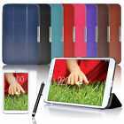 SMART THIN PU LEATHER CASE COVER, SCREEN PROTECTOR & PEN FOR LG G PAD 8.3 (V500)