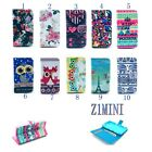 For Sony xperia z1 mini CALM OWL Clip PU Leather Case Flip Stand Wallet