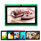 "Multi-color 7"" Android 4.2.2 Dual Core Camera Tablet PC 4GB/8GB A23 + Keyboard"