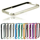 Space Aluminum Hard Bumper Frame Case Cover Protector For Samsung Galaxy S5 NEW