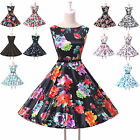 New Dress 40s 50s Clearance Sale Vintage Style 50s Rockabilly Party Prom Evening