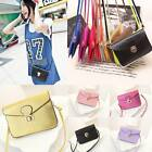 Womens Mini Bag Cell Phone Bag PU Leather Purse Messenger Shoulder Bag New