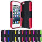 NEW HYBRID MESH SERIES CASE COVER POUCH ACCESSORY FOR APPLE IPHONE 5