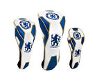 CHELSEA  EXECUTIVE GOLF HEADCOVER (Driver, Fairway Wood, Rescue) FROM £15.49