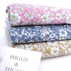 CINDY SPRING FLORALS 100% COTTON FABRIC patchwork fashion CHOOSE YOUR COLOUR