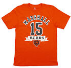 NFL Football Kids / Youth Chicago Bears Brandon Marshall #15 T-Shirt - Orange