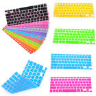 """New Silicone Keyboard Cover Skin Protector For Apple Macbook Pro Air 13"""" 15"""" 17"""""""