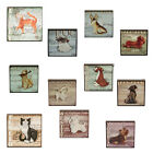 ARORA DESIGN *MY PEDIGREE PALS BLOCK WALL ART* NEW BOXED RRP:£12.99!