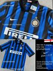 S M L XL XXL NIKE INTER MILAN DRI-FIT Shirt Jersey football soccer calcio TAGS