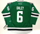 TREVOR DALEY DALLAS STARS NEW LOGO REEBOK NHL PREMIER JERSEY NEW WITH TAGS