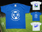PORTSMOUTH Football Baby/Kids/Childrens T-shirt Top Personalised-Any colour/team