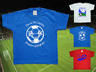 GILLINGHAM Football Baby/Kids/Childrens T-shirt Top Personalised-Any colour/team