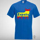 España toro Bandera,Spanish Bull Flag KIDS T-SHIRTS Boys & Girl GIFT Regalo