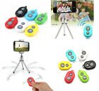 Wireless Bluetooth Camera Remote Control Self-timer Shutter iPhone Samsung HTC