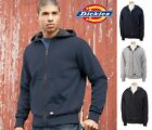 TW382 Dickies Mens Thermal Lined Hooded Fleece Jacket Work Hoodie 382 New!!!