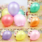 Wholesale 20/50/100Pcs Latex Balloons Birthday Wedding Party Decor Supplies 10""
