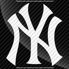 New York Yankees NY Baseball Decal Sticker - TONS OF OPTIONS on Ebay