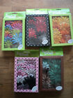 """PETALOO FLORA DOODLES FLORAL EMBELLISHMENTS 4""""X6"""" BOX LOTS TO CHOOSE FROM *NEW*"""