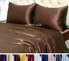 2pcs 30mm 100% Heavy Weight Silk Pillowcases Envelope Closure Style All Size