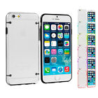 For Apple iPhone 6 (4.7) Hybrid Clear Hard TPU Shockproof Case Cover Accessory