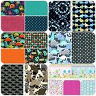 Michael Miller & Riley Blake Cotton Fabrics - MIX&MATCH 4 FQs for £10 & By Metre
