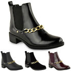 LADIES WOMENS FLAT LOW MID HEEL PULL ON STRETCH RIDING CHELSEA ANKLE BOOTS SHOES