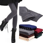 New Womens Warm Winter Skinny Slim  Thick Footless Tights Stretch Pants