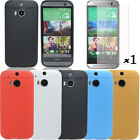 Ultra Slim Dots GEL TPU Case Matte Cover+Free Screen protector for HTC ONE 2 M8
