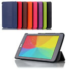 """ULTRA THIN SMART PU LEATHER CASE COVER FOR LG G PAD (7"""", 8"""" and 10.1"""" tablets)"""
