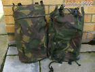 UK BRITISH ARMY SURPLUS ISSUE DPM IRR BERGEN SIDE POUCHES,NEW,SUPER GRADE,G1,G2