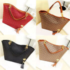 New Ladies Shoulder Bag Leather Satchel Cross Body Tote Women Handbag
