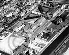 1934 NEW JERSEY STATE PRISON TRENTON AERIAL PHOTO Historical
