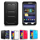Rugged Hybrid Full Protective Case Cover For Samsung Galaxy Tab 4 Nook 7 Tablet