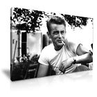 James Dean Icon  Modern Wall Art Canvas Print Framed ~ Many Sizes