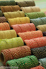 shabby chic CANDY STRIPE Bakers Twine 20m SPOOL 100% COTTON craft parcel string