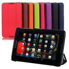 """Thin Stand Leather Case Cover For Various Lenovo Tab / Tab2 7"""" 8"""" 10.1"""" Tablets"""