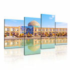 RELIGION Islamic Mosque 12 4A-RH Canvas Framed Printed Wall Art ~ More Size
