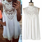 NEW SUMMER WOMEN LADIES BOHO HIPPIE LACE CHIFFON TOPS DRESS PLUS UK SIZE 8-18