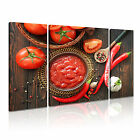 FOOD&DRINK Spice&Pepper 27 3B  Canvas Framed Printed Wall Art ~ More Size