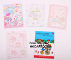 HK SANRIO HELLO KITTY MY MELODY 2015 DATEBOOK 9 X 13 SCHEDULE BOOK FOR COLLECTIO