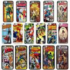 DC Marvel Comic Book Case Cover for Apple iPhone 6 & Plus - No.9