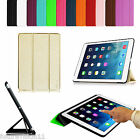 For Apple iPad Air 2 Smart Shell PU Leather Case Cover iPad 2/3/4/iPad mini 1/2