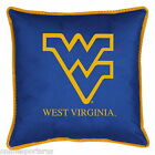 West Virginia Mountaineers Toss Pillows Single or Pair Throw Pillow