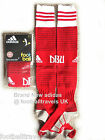 *ALL SIZES* ADIDAS DENMARK DANMARK HOME SOCKS football soccer Mens Boys