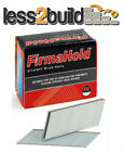 BOX OF 2000 PASLODE TYPE ANGLED GALV BRAD NAILS 32,38,45,50,64 Firmahold